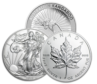 Sell Pure Silver Bullion in Vancouver