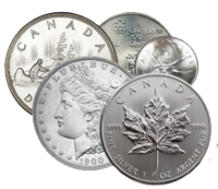 Sell Canadian Junk Silver Coins Vancouver