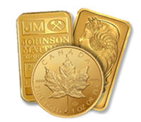 Sell Gold coins and bars in Vancouver