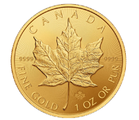 Sell Canada Gold Coins Vancouver