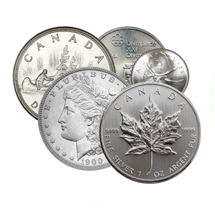 Sell Silver Coins Vancouver